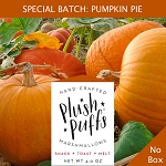Pumpkin Pie Handcrafted Marshmallows | Pumpkin Marshmallows