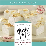 Toasted Coconut Handcrafted Marshmallows (4oz)