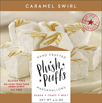 Caramel Swirl Handcrafted Marshmallows (4oz)