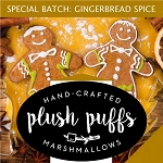 Gingerbread Spice Handcrafted Marshmallows