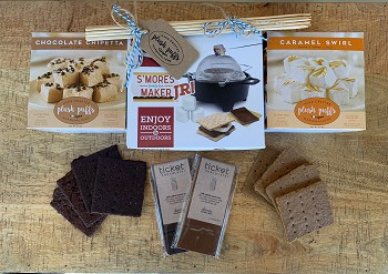 Plush Puffs All in One Artisan S'mores Kit